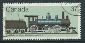 Canada SG 1134 Fine Used