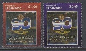 El Salvador 1725-1726