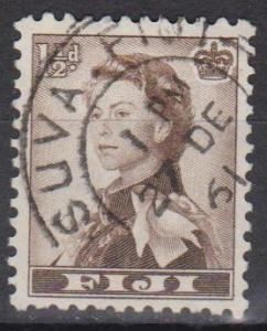 Fiji #149 F-VF Used (ST604)
