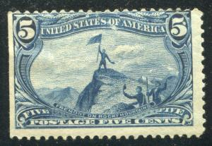 United States #288 AVG Original Gum Issue SE - Trans-Mississippi Expo - S8067