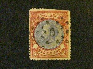 Netherlands #33 used spacefiller c203 531