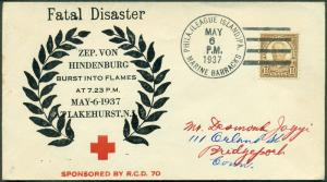 FATAL DISASTER MARINE BARRACKS 1937 BL5033