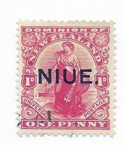 Niue #22 Used - Stamp - CAT VALUE $10.00