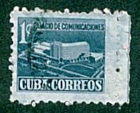 Cuba - #RA16 Communications Building  - Used