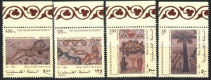 Palestine. 1998. 82-85. Frescoes. MNH.