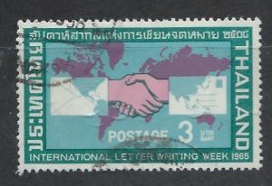 THAILAND SC# 434 VF U 1965