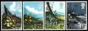 Great Britain 1979 S.G. 1079-1082 MNH (1348)