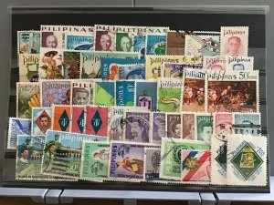 Philippines mixed  stamps  R27372