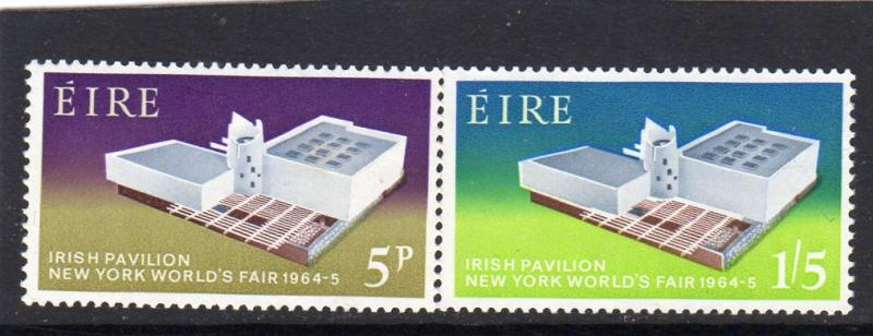 Ireland 1964 New York Trade Fair MNH
