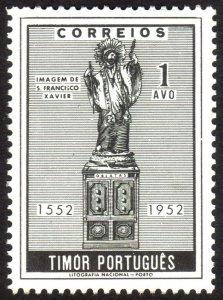1952, Timor 1a, MH, Sc 272
