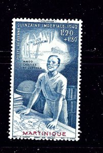 Martinique CB3 MLH 1942 issue
