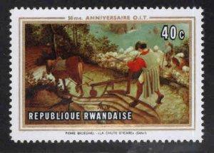 RWANDA Scott 311 Unused stamp