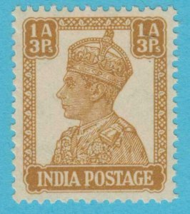 INDIA  172  MINT  NEVER  HINGED OG * NO FAULTS VERY FINE !