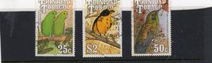 Trindad and Tobago Birds used