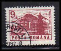 Romania Used Fine D36963