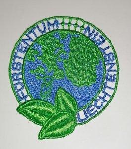 Liechtenstein 2020 Globe (Produced with PET Recycled Thread) MNH**