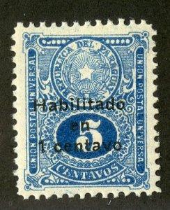 PARAGUAY 261 MH BIN $.25