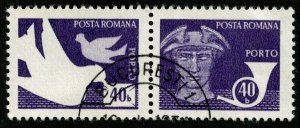 Romania, 40 b (T-7882)