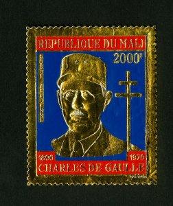 Mali Stamps # C114 XF OG NH Catalog Value $60.00