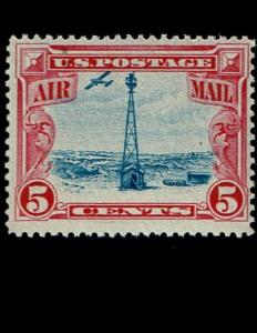 Scott #C11 variety F/VF-OG-NH.