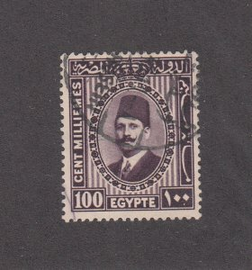 Egypt Scott #146 Used