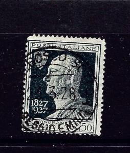 Italy 191 Used 1927 issue