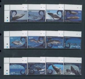 2012 Aitutaki Cook Islands Marine Postage Stamps #581-92 Mint Never Hinged VF
