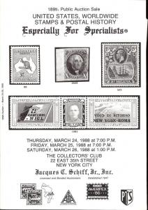 United States, Worldwide Stamps & Postal History - Especi...