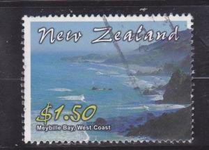 New Zealand  Scott#  1803  Used