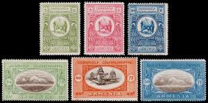 Armenia Unissued (1920) Mint H/LH VF
