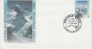 1988 Australia Everest Expedition SE FDC