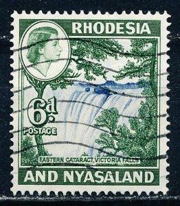 Rhodesia & Nyasaland #164 Single Used