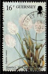 Guernsey 1988 SG. 434 used (10823)