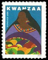 PCBstamps  US #5141  {47c} Kwanzaa, MNH, (PCB-3)