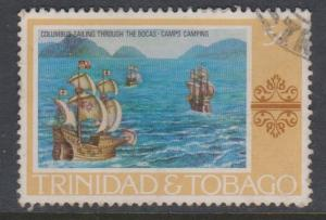 Trinidad and Tobago Sc#262 Used