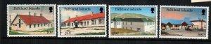 Falkland Islands  465 - 468  MNH cat $  5.00