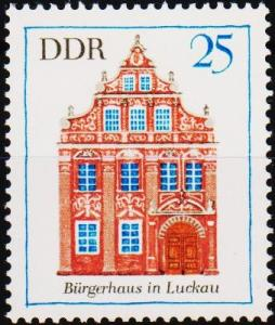 Germany(DDR). 1969 25pf  S.G.E1158 Unmounted Mint