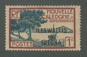 Wallis & Futuna Scott Catalog Number 43 Issued in 1930
