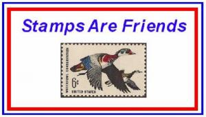 Stamps Are Friends