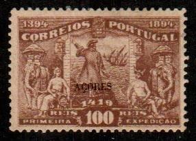 Azores #73  Mint  Scott $30.00