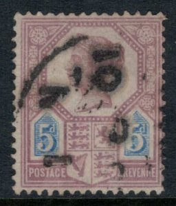 Great Britain #118  CV $12.50