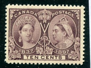 CANADA #57 MINT-XF-OG-NH (4/22/21 GP)