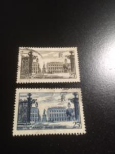 France sc 574,575 u