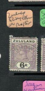 ZULULAND  (PP2305B)  QV  6D  SG 24  ESHOWE  SON CDS       VFU