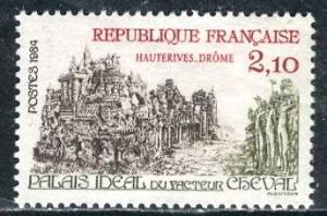 France; 1984; Sc. # 1917; **/MNH Cpl. Set