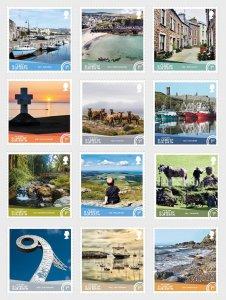 Isle of Man: Isle of Man 2020 O Land of Our Birth 12v MNH