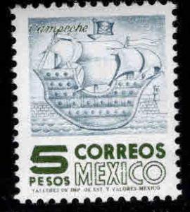 MEXICO Scott 1099 MNH** 5 Peso stamp