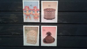 Portugal Madeira MNH 182-5 Handicrafts