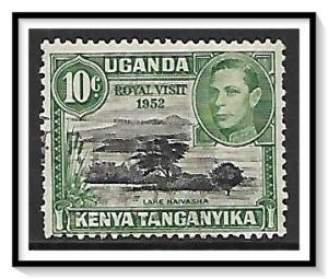Kenya Uganda Tanganyika #98 Royal Visit Used
