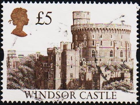 Great Britain. 1992 £5 S.G.1614 Fine Used